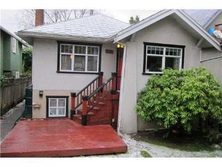 Main Photo: 707 11TH Ave E in Vancouver East: Mount Pleasant VE Home for sale ()  : MLS(r) # V920461