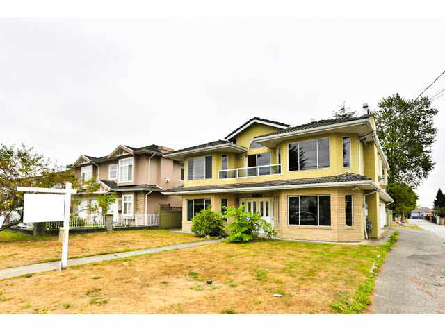 Main Photo: 7606 16TH Avenue in Burnaby: Edmonds BE House for sale (Burnaby East)  : MLS® # V1140147