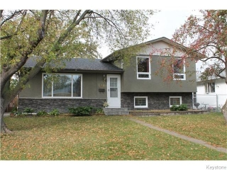 Main Photo: 128 Risbey Crescent in WINNIPEG: Westwood / Crestview Residential for sale (West Winnipeg)  : MLS® # 1527049