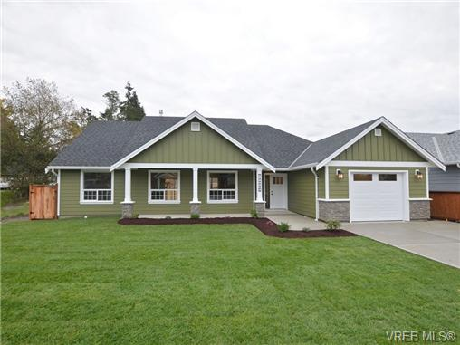 Main Photo: 6885 Laura's Lane in SOOKE: Sk Sooke Vill Core Single Family Detached for sale (Sooke)  : MLS® # 357934