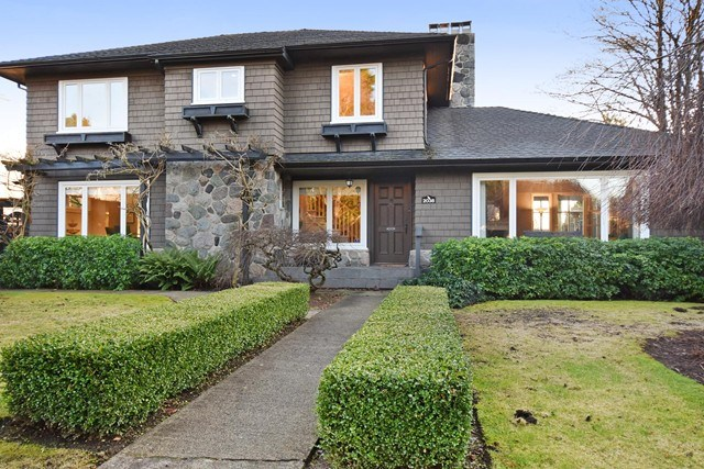 Main Photo: 2038 W 54TH Avenue in Vancouver: S.W. Marine House for sale (Vancouver West)  : MLS® # R2025856