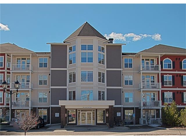 Main Photo: 221 1 Crystal Green Lane: Okotoks Condo for sale : MLS® # C4063698