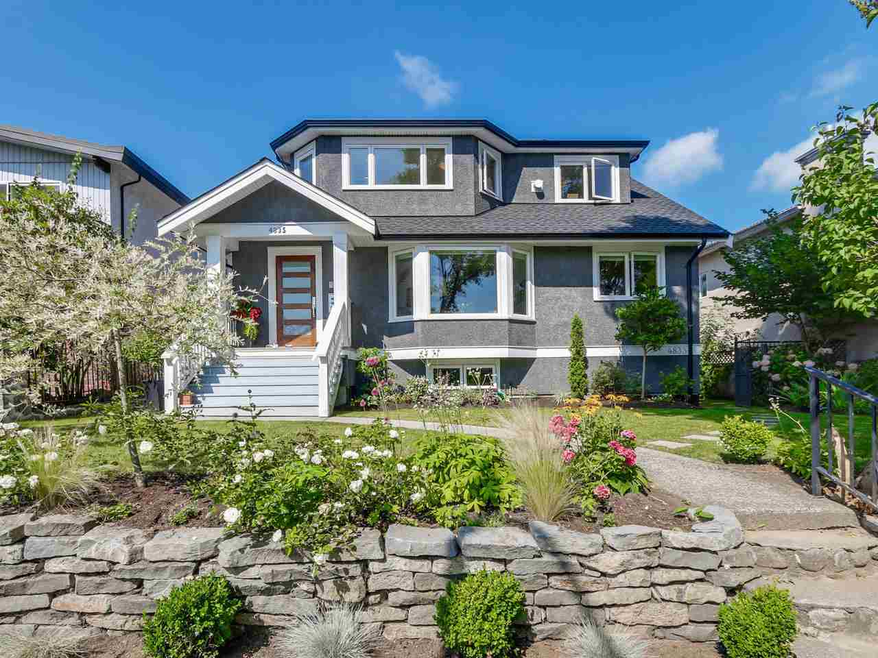 "Main Photo: 4835 ELGIN Street in Vancouver: Fraser VE House for sale in ""Fraser"" (Vancouver East)  : MLS® # R2092934"