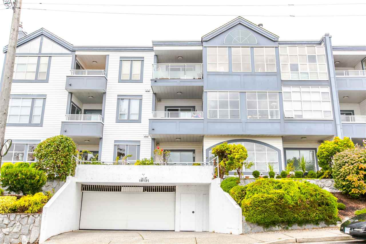 "Main Photo: 105 15131 BUENA VISTA Avenue: White Rock Condo for sale in ""Bay Pointe"" (South Surrey White Rock)  : MLS® # R2097129"
