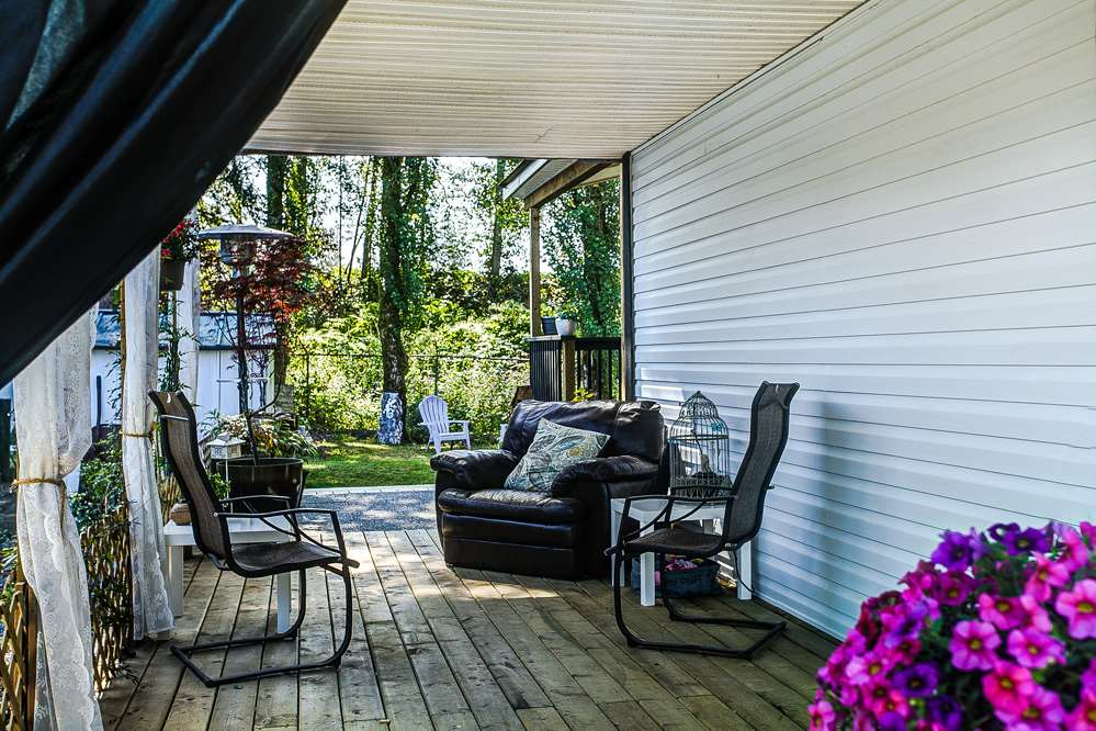 "Photo 11: 295 201 CAYER Street in Coquitlam: Maillardville Manufactured Home for sale in ""Wildwood Park"" : MLS® # R2101810"