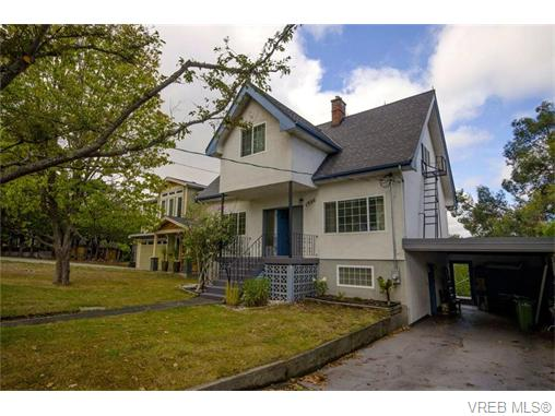 Main Photo: 1356 McNair Street in VICTORIA: Vi Mayfair Single Family Detached for sale (Victoria)  : MLS®# 370228