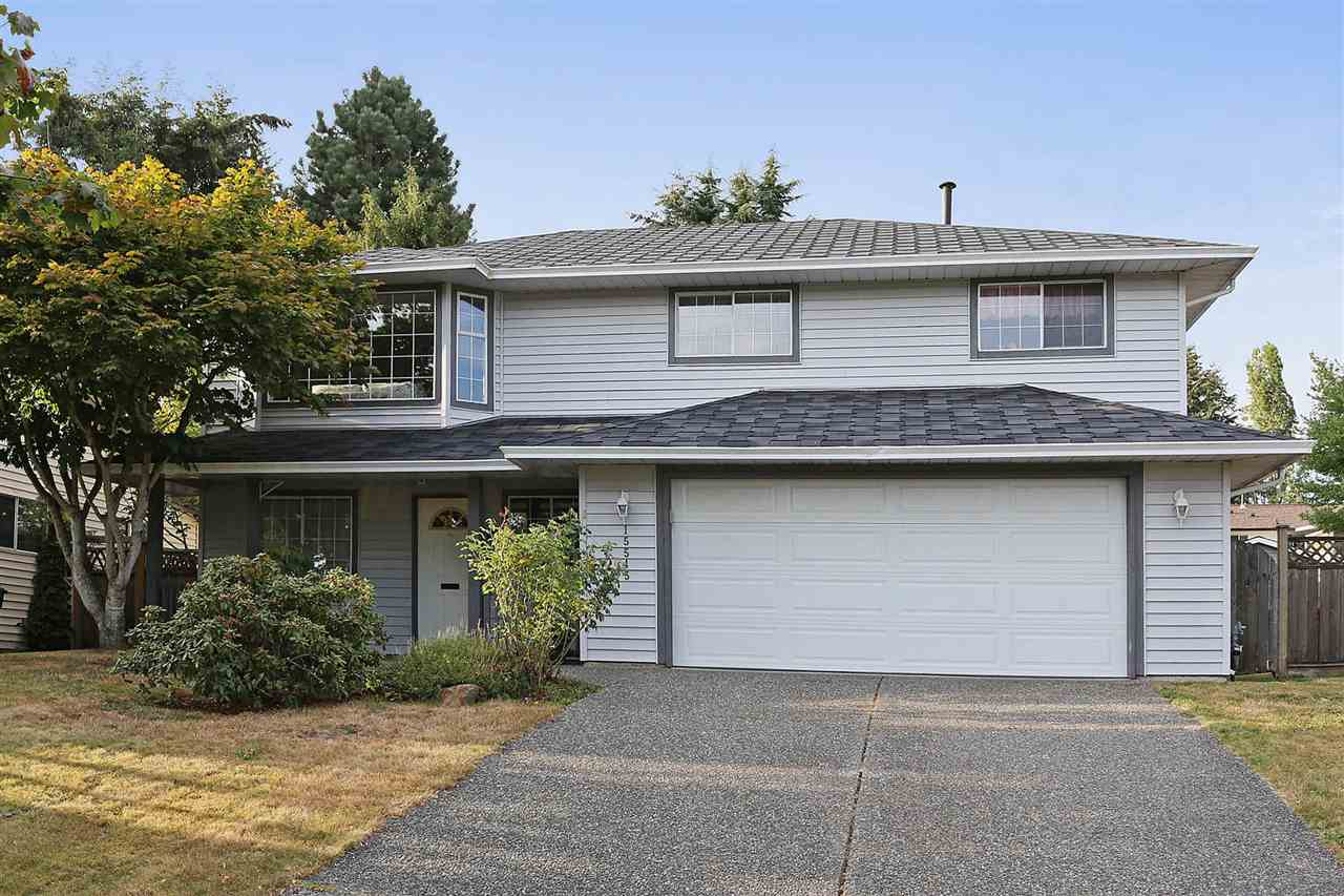 Main Photo: 15545 85TH Avenue in Surrey: Fleetwood Tynehead House for sale : MLS® # R2117605