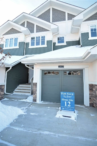 Main Photo: 3412 CAMERON HEIGHTS Cove in Edmonton: Zone 20 Attached Home for sale : MLS(r) # E4046850