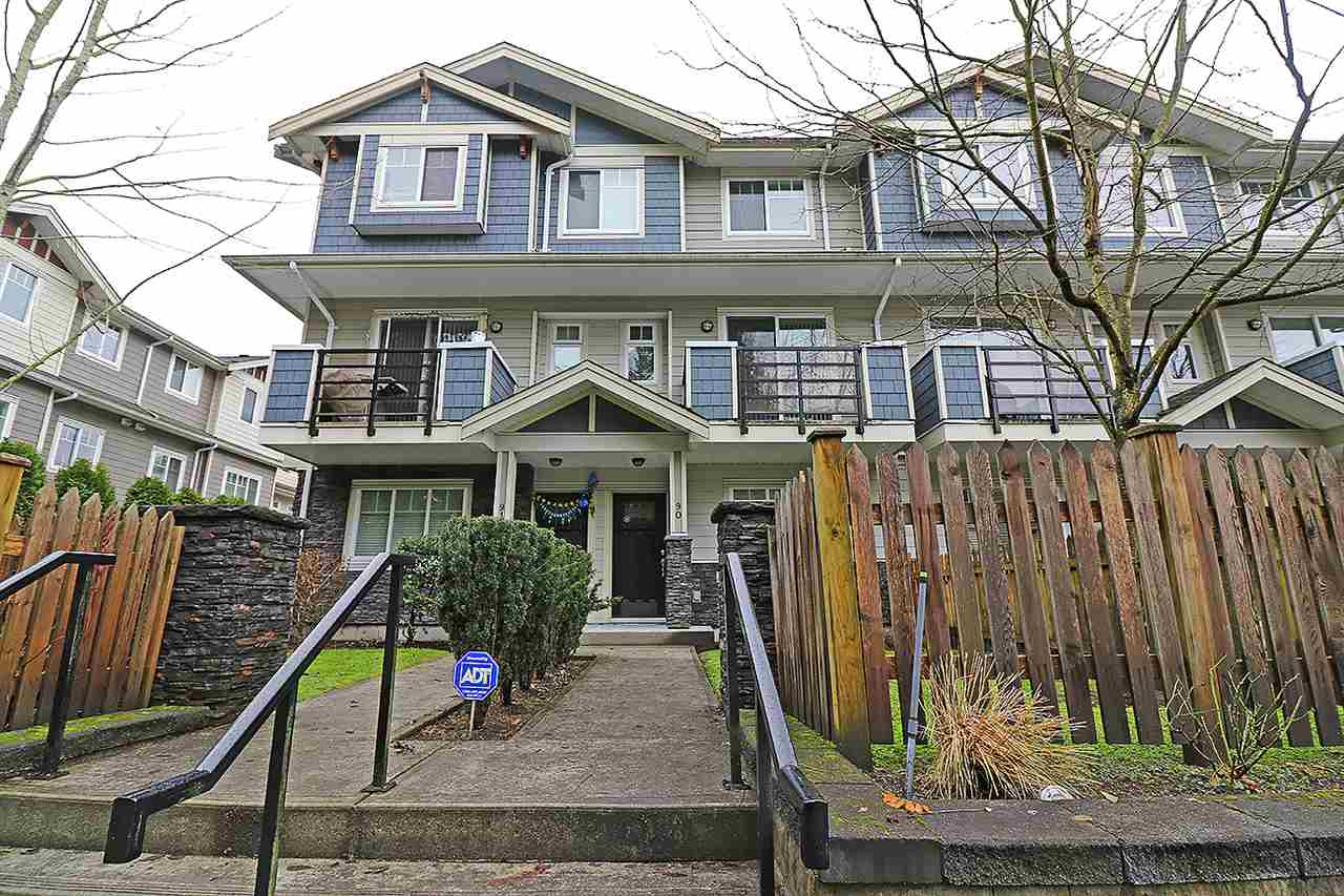 Main Photo: 90 6383 140 Street in Surrey: Sullivan Station Townhouse for sale : MLS®# R2134923