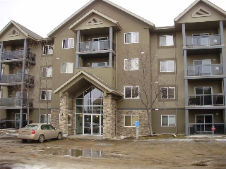 Main Photo: 114 279 SUDER GREENS Drive in Edmonton: Zone 58 Condo for sale : MLS(r) # E4051926