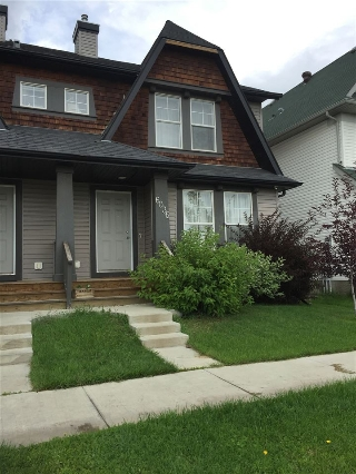 Main Photo: 6036 South Terwillegar Boulevard S in Edmonton: Zone 14 House Half Duplex for sale : MLS(r) # E4058823