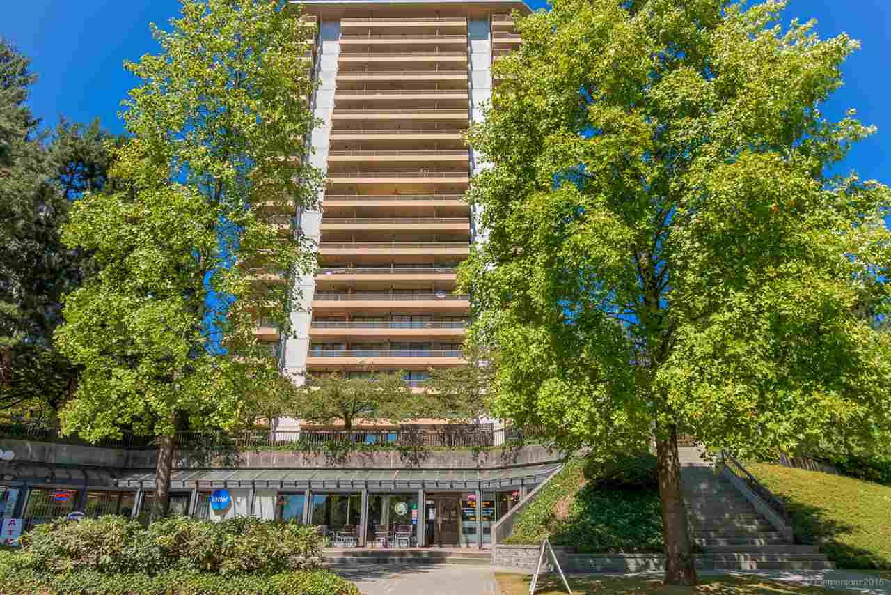 "Main Photo: 101 2041 BELLWOOD Avenue in Burnaby: Brentwood Park Condo for sale in ""ANOLA PLACE"" (Burnaby North)  : MLS®# R2160229"