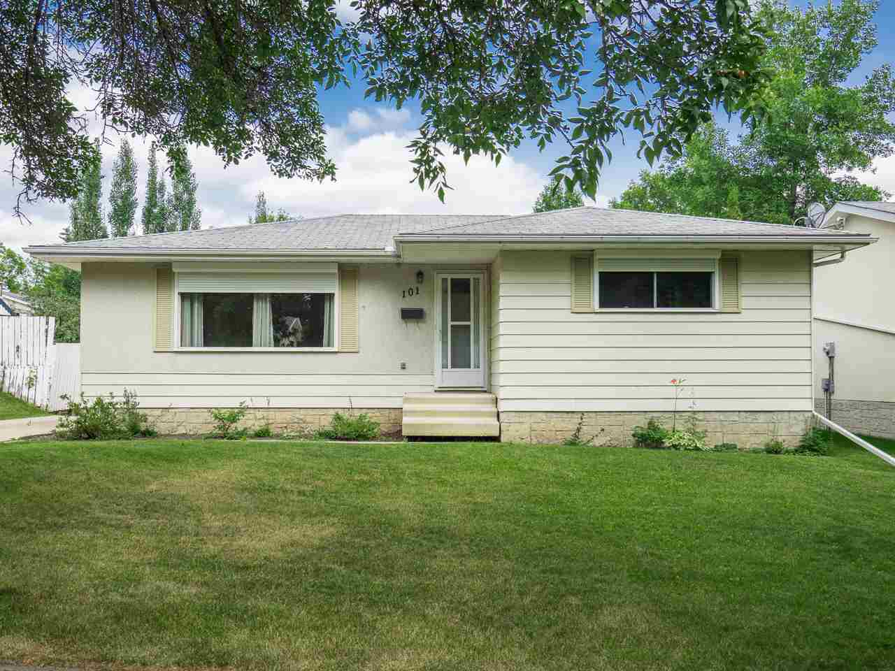 Main Photo: 101 MISSION Avenue: St. Albert House for sale : MLS(r) # E4063294