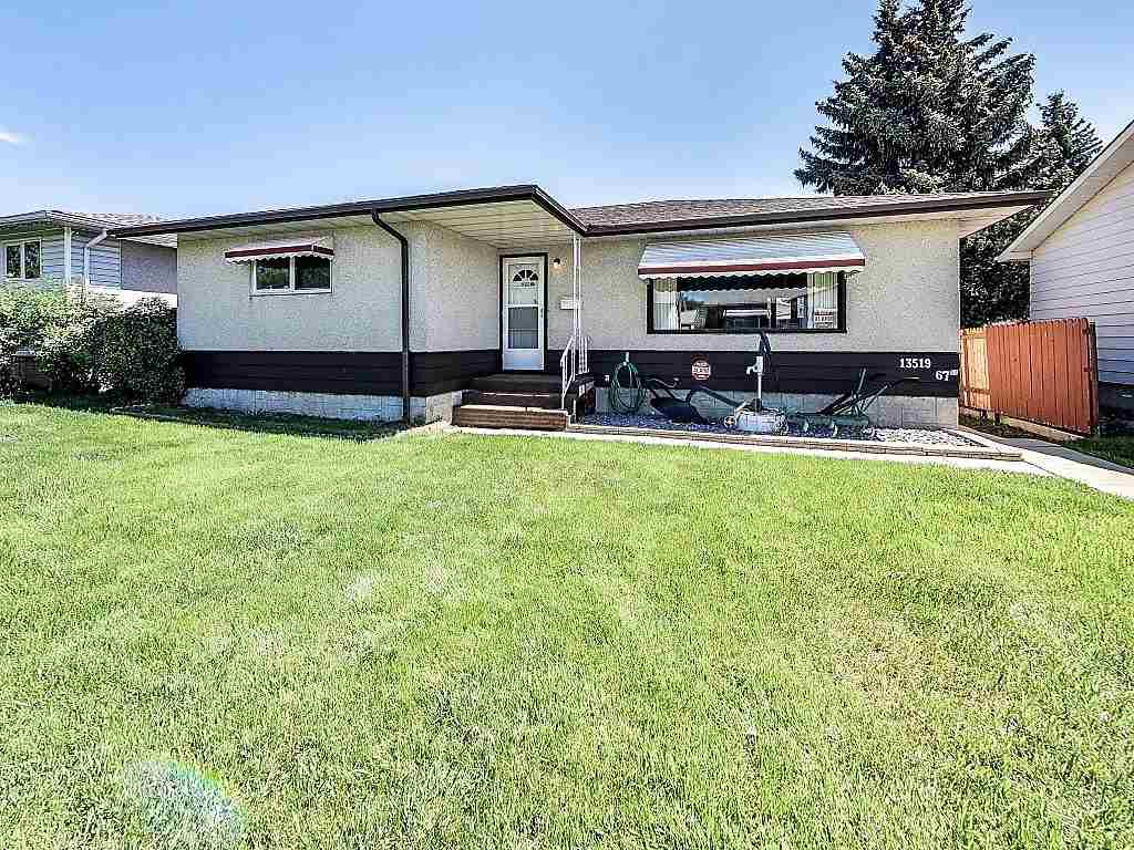Main Photo: 13519 67 Street in Edmonton: Zone 02 House for sale : MLS(r) # E4067222