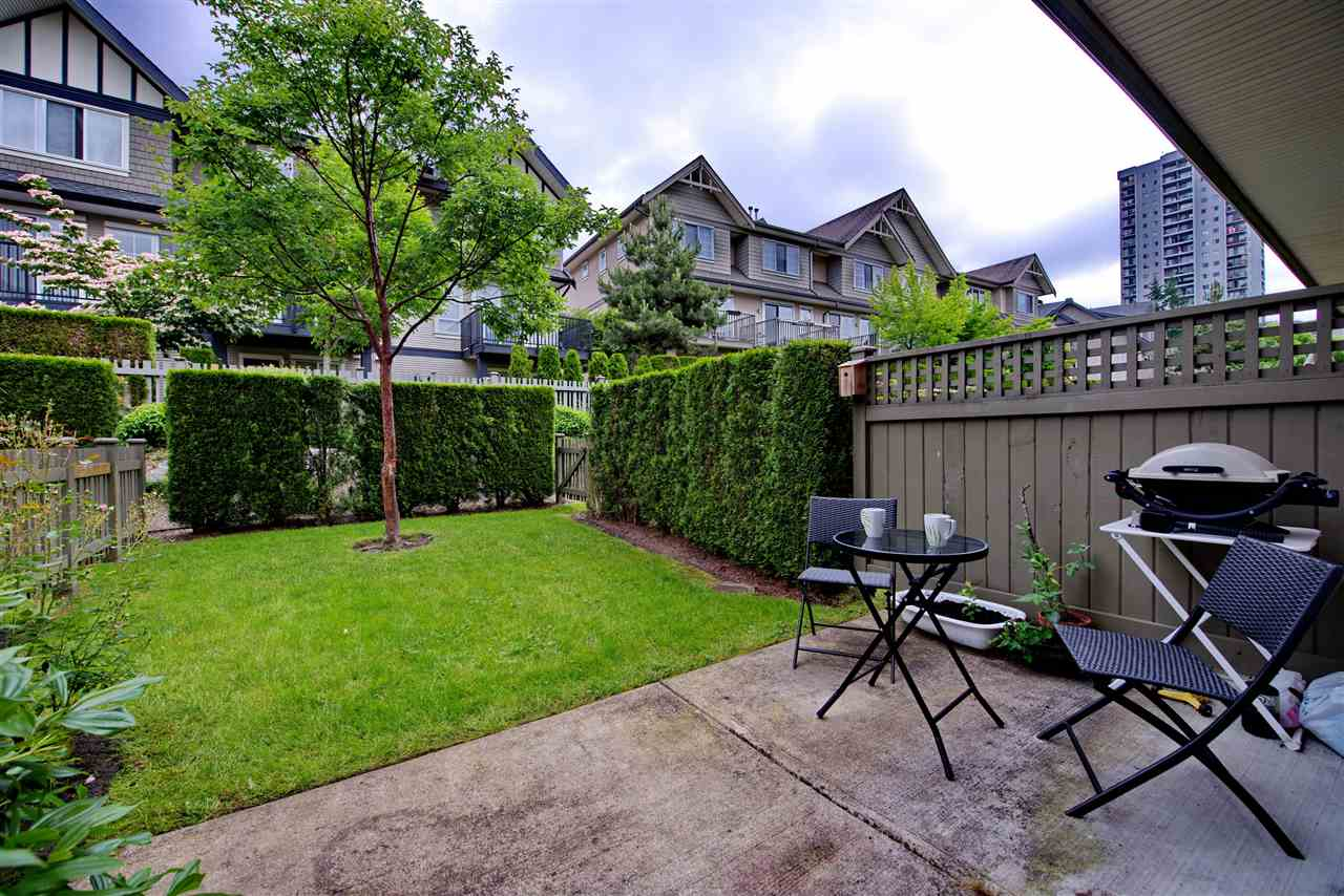 "Photo 9: 110 9088 HALSTON Court in Burnaby: Government Road Townhouse for sale in ""TERRAMOR"" (Burnaby North)  : MLS® # R2177082"