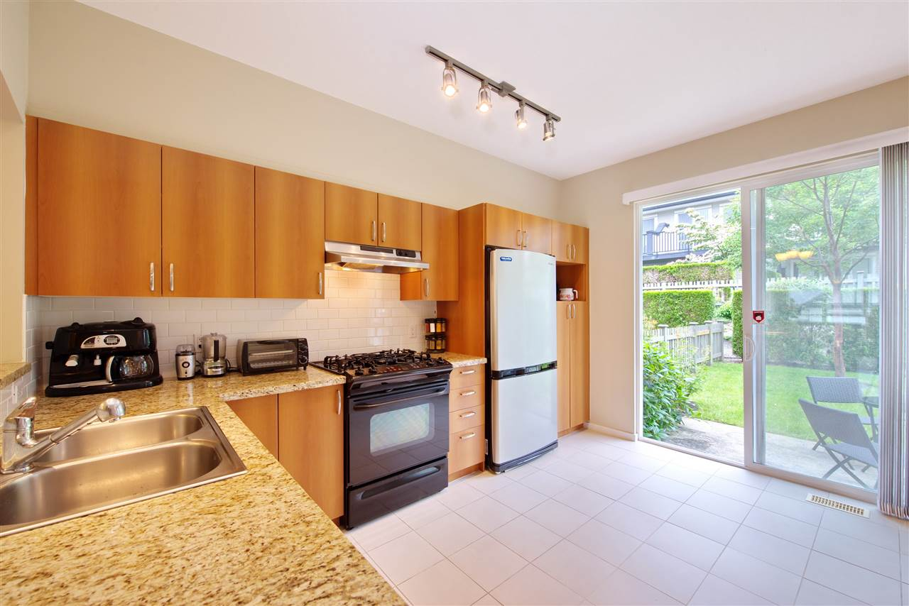 "Photo 6: 110 9088 HALSTON Court in Burnaby: Government Road Townhouse for sale in ""TERRAMOR"" (Burnaby North)  : MLS(r) # R2177082"