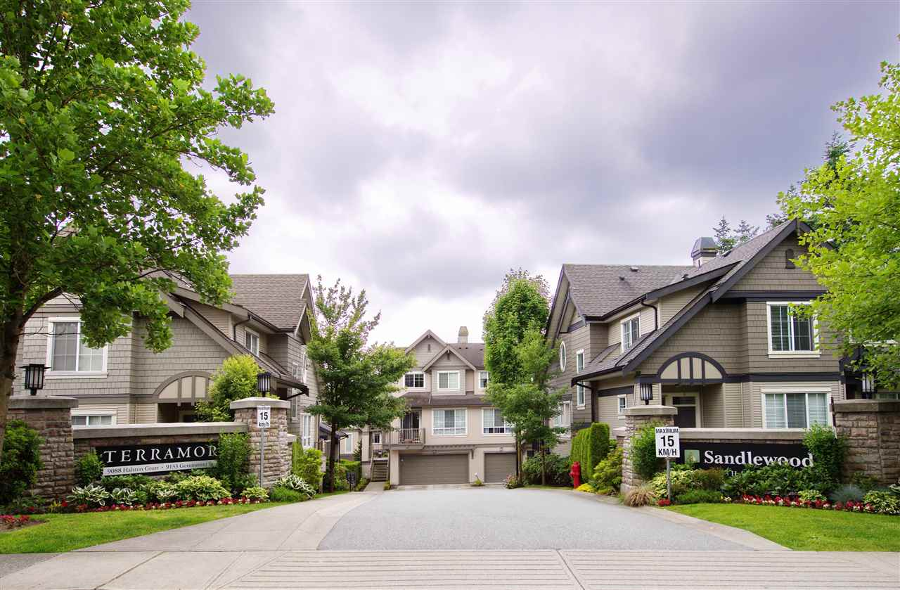 "Photo 20: 110 9088 HALSTON Court in Burnaby: Government Road Townhouse for sale in ""TERRAMOR"" (Burnaby North)  : MLS(r) # R2177082"