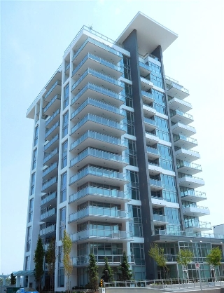 "Main Photo: 502 200 NELSON'S Crescent in New Westminster: Sapperton Condo for sale in ""THE SAPPERTON"" : MLS(r) # R2190358"