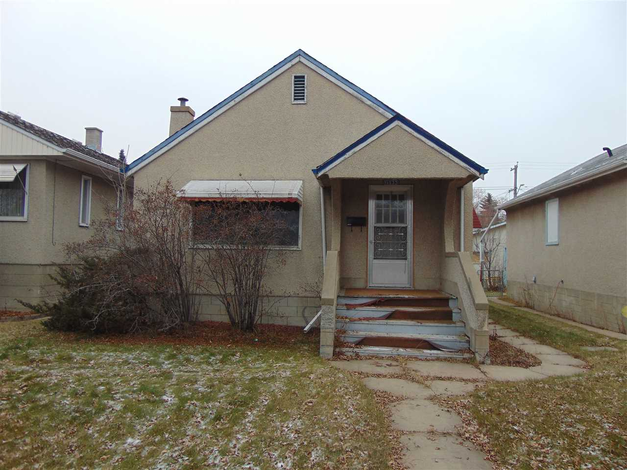 Main Photo: 11633 89 Street in Edmonton: Zone 05 House for sale : MLS® # E4075017