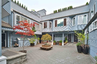 "Main Photo: 1676 ARBUTUS Street in Vancouver: Kitsilano Townhouse for sale in ""ARBUTUS COURT"" (Vancouver West)  : MLS® # R2204665"