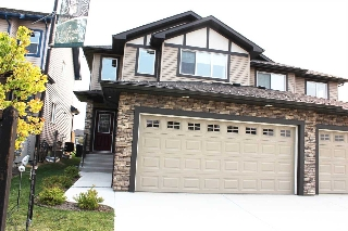 Main Photo: 15145 14 Street in Edmonton: Zone 35 House Half Duplex for sale : MLS® # E4081657