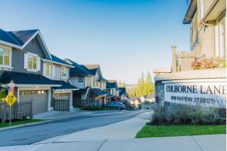 Main Photo: 82 1430 DAYTON Street in Coquitlam: Burke Mountain Townhouse for sale : MLS® # R2223895