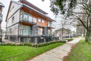 Main Photo: 5198 CHAMBERS Street in Vancouver: Collingwood VE Townhouse for sale (Vancouver East)  : MLS® # R2228864
