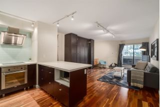 "Main Photo: 206 1545 E 2ND Avenue in Vancouver: Grandview VE Condo for sale in ""TALISHAN WOODS"" (Vancouver East)  : MLS® # R2231969"