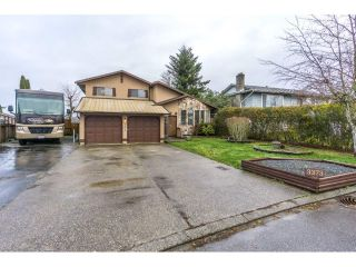 Main Photo: 3373 OKANAGAN Drive in Abbotsford: Abbotsford West House for sale : MLS® # R2235780