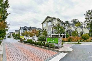 Main Photo: 114 15399 GUILDFORD Drive in Surrey: Guildford Townhouse for sale (North Surrey)  : MLS®# R2252559
