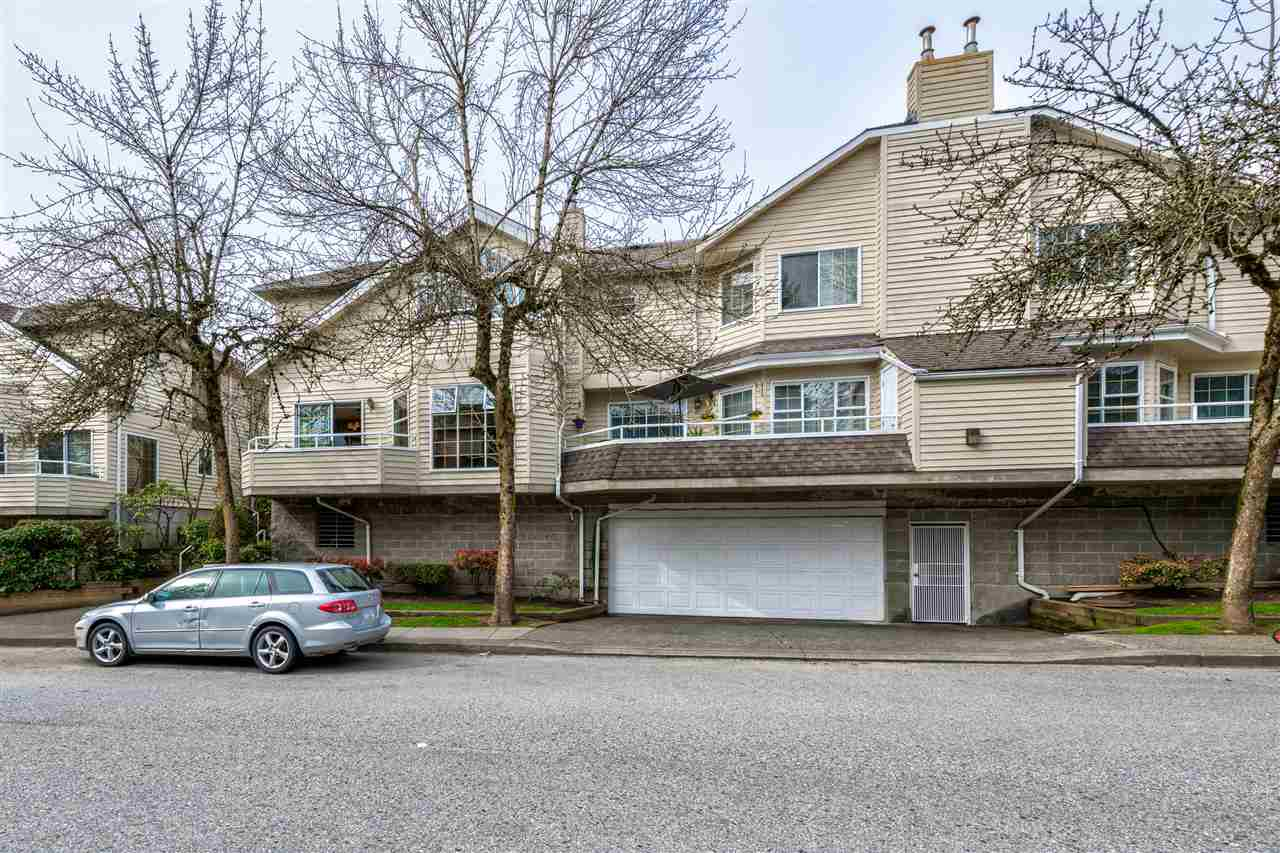 "Main Photo: 10 838 TOBRUCK Avenue in North Vancouver: Hamilton Townhouse for sale in ""Park Lane"" : MLS®# R2257610"