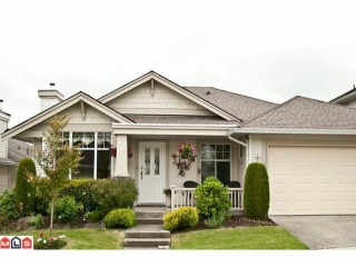 "Main Photo: 14 20751 87TH Avenue in Langley: Walnut Grove Townhouse for sale in ""Summerfield"" : MLS® # F1113182"