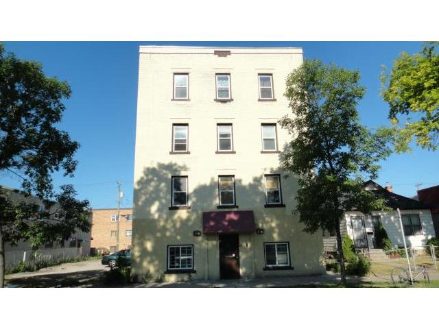 Main Photo: 722 Maryland Street in WINNIPEG: West End / Wolseley Condominium for sale (West Winnipeg)  : MLS® # 1200448