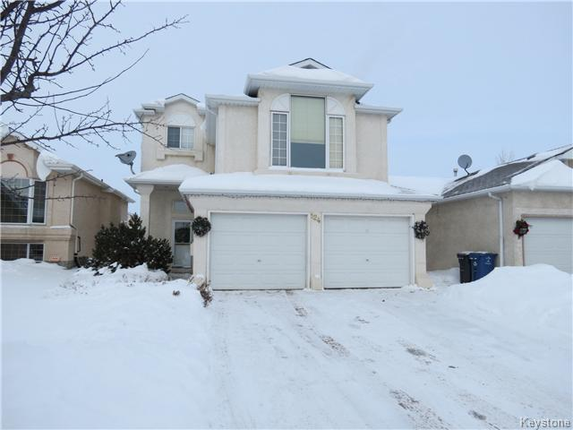 Main Photo: 124 Fulton Street in WINNIPEG: St Vital Residential for sale (South East Winnipeg)  : MLS(r) # 1326375