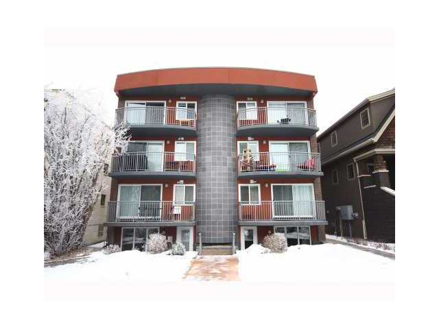 Main Photo: 201 1730 7 Street SW in CALGARY: Lower Mount Royal Condo for sale (Calgary)  : MLS® # C3607690