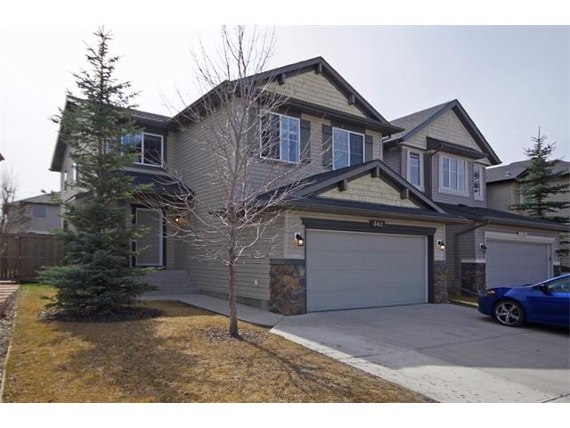 Main Photo: 562 CHAPARRAL Drive SE in Calgary: Chaparral House for sale : MLS® # C4006558