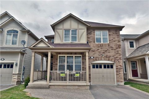 Main Photo: 1023 Leger Way in Milton: Willmont House (2-Storey) for sale : MLS® # W3183691