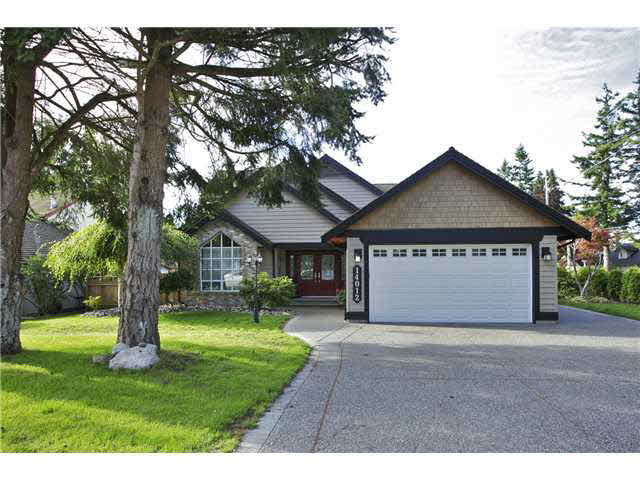 Main Photo: 14012 COLDICUTT Avenue: White Rock House for sale (South Surrey White Rock)  : MLS® # F1451146