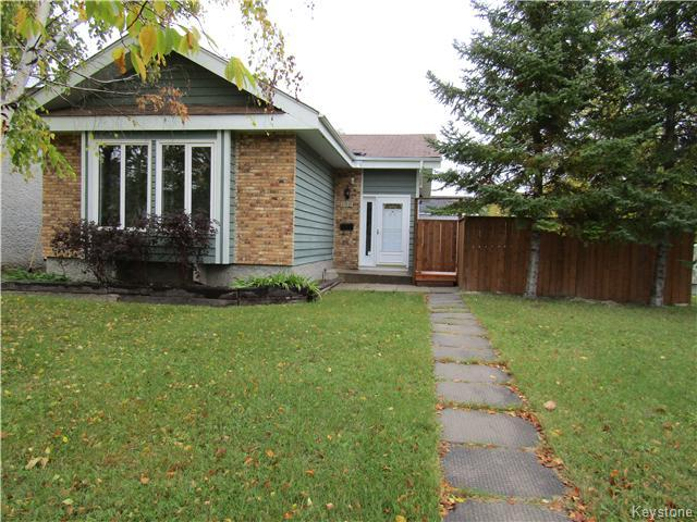 Main Photo: 108 Willowbend Crescent in Winnipeg: St Vital Residential for sale (South East Winnipeg)  : MLS® # 1527133