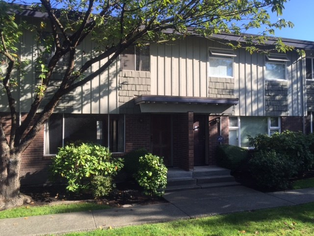 "Main Photo: 222 9061 HORNE Street in Burnaby: Government Road Townhouse for sale in ""Braemar Gardens"" (Burnaby North)  : MLS® # R2009698"