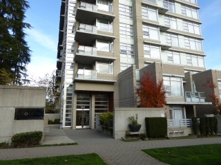 "Main Photo: 505 9266 UNIVERSITY Crescent in Burnaby: Simon Fraser Univer. Condo for sale in ""AURORA"" (Burnaby North)  : MLS® # R2011035"