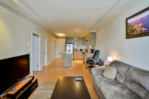 "Photo 6: 201 6430 194 Street in Surrey: Clayton Condo for sale in ""WATERSTONE"" (Cloverdale)  : MLS® # R2020308"