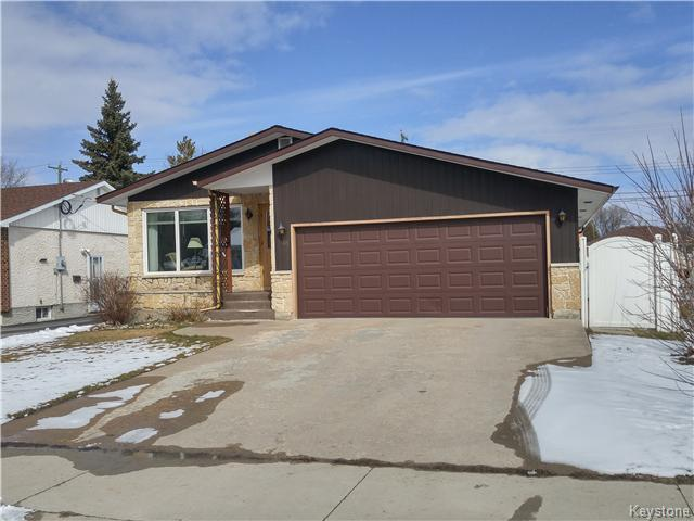 Main Photo: 415 Stanley Avenue in Selkirk: City of Selkirk Residential for sale (Winnipeg area)  : MLS(r) # 1602696