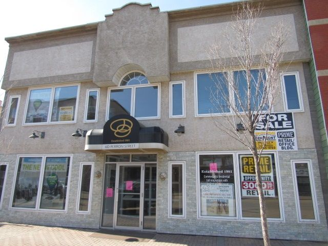 Main Photo: 100 6D Perron Street: St. Albert Retail for lease : MLS® # E4016641