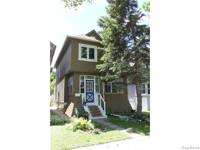FEATURED LISTING: 676 Beresford Avenue Winnipeg
