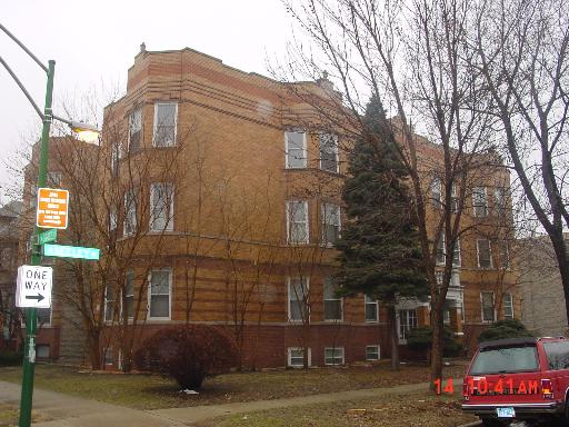 Main Photo: 3808 Seeley Avenue Unit 2N in CHICAGO: CHI - North Center Rentals for rent ()  : MLS® # 09278167