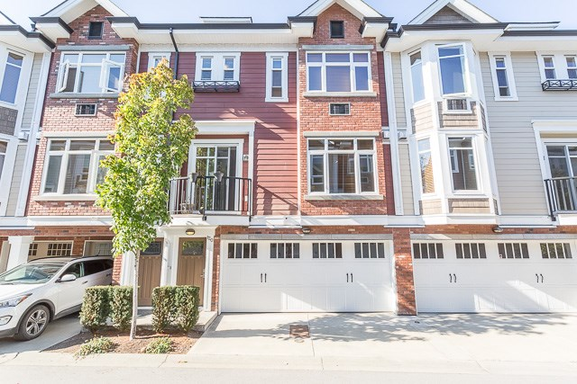 "Main Photo: 120 20738 84 Avenue in Langley: Willoughby Heights Townhouse for sale in ""YORKSON CREEK"" : MLS® # R2099143"