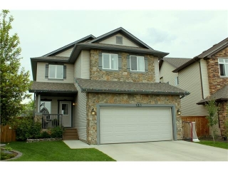 Main Photo: 242 CRYSTAL GREEN Point(e): Okotoks House for sale : MLS(r) # C4084538