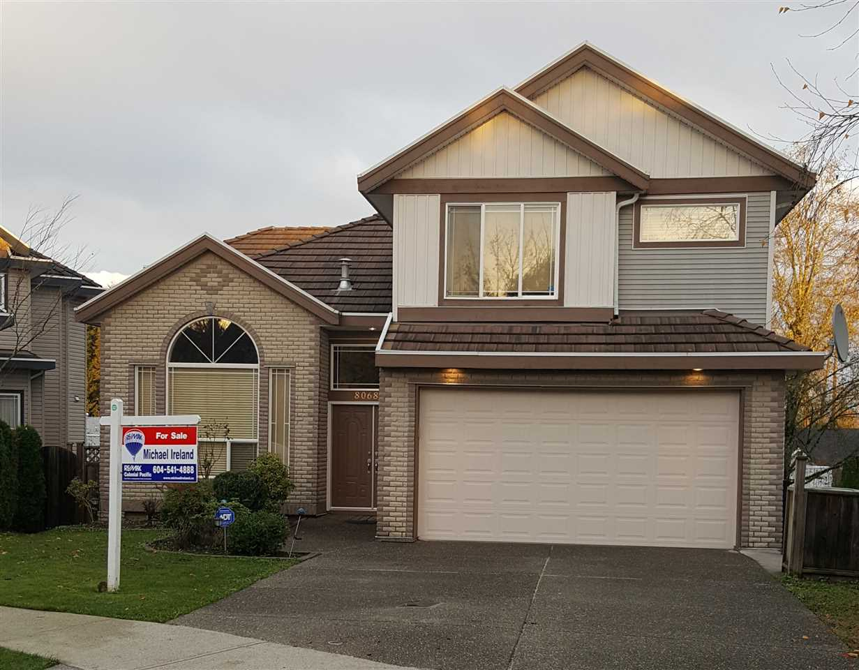 "Main Photo: 8068 170 Street in Surrey: Fleetwood Tynehead House for sale in ""fleetwood"" : MLS® # R2113509"