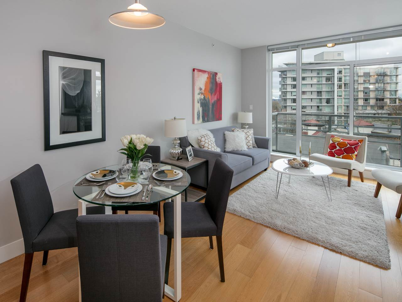 "Photo 7: 512 298 E 11TH Avenue in Vancouver: Mount Pleasant VE Condo for sale in ""The Sophia"" (Vancouver East)  : MLS(r) # R2124368"